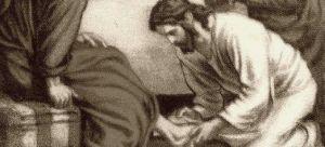 Jesus Washes the Disciples' Feet John 13:5