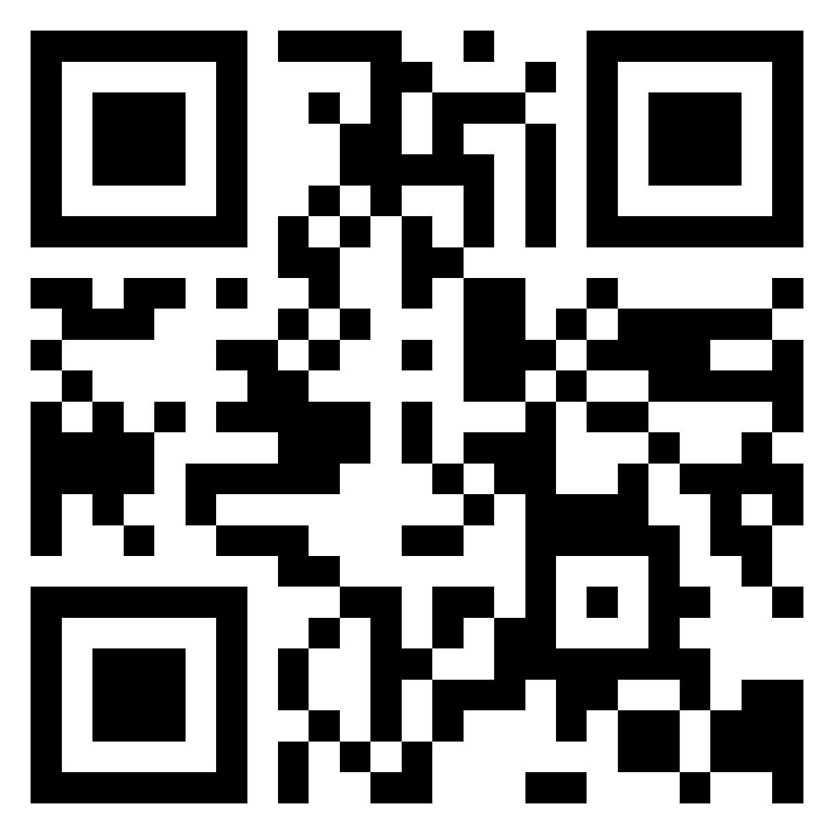 Living Hope QR code